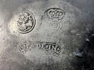 Pewterers' marks | The Pewter Society