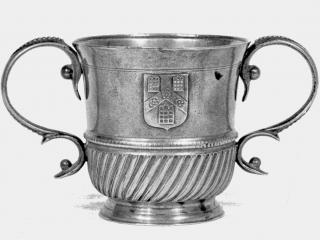 Two Handled Cup